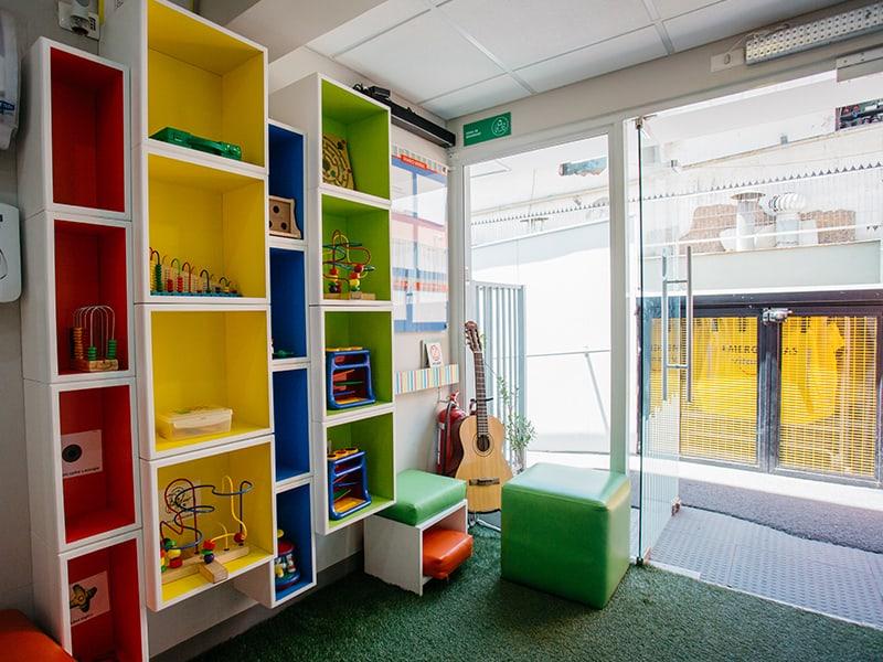 Jardín Infantil y Sala Cuna en Nueva Apoquindo   Vitamina